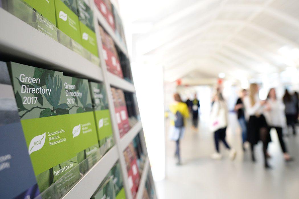 Eco Lifestyle: Heimtextil Messe – Nachhaltigkeit im Green Village