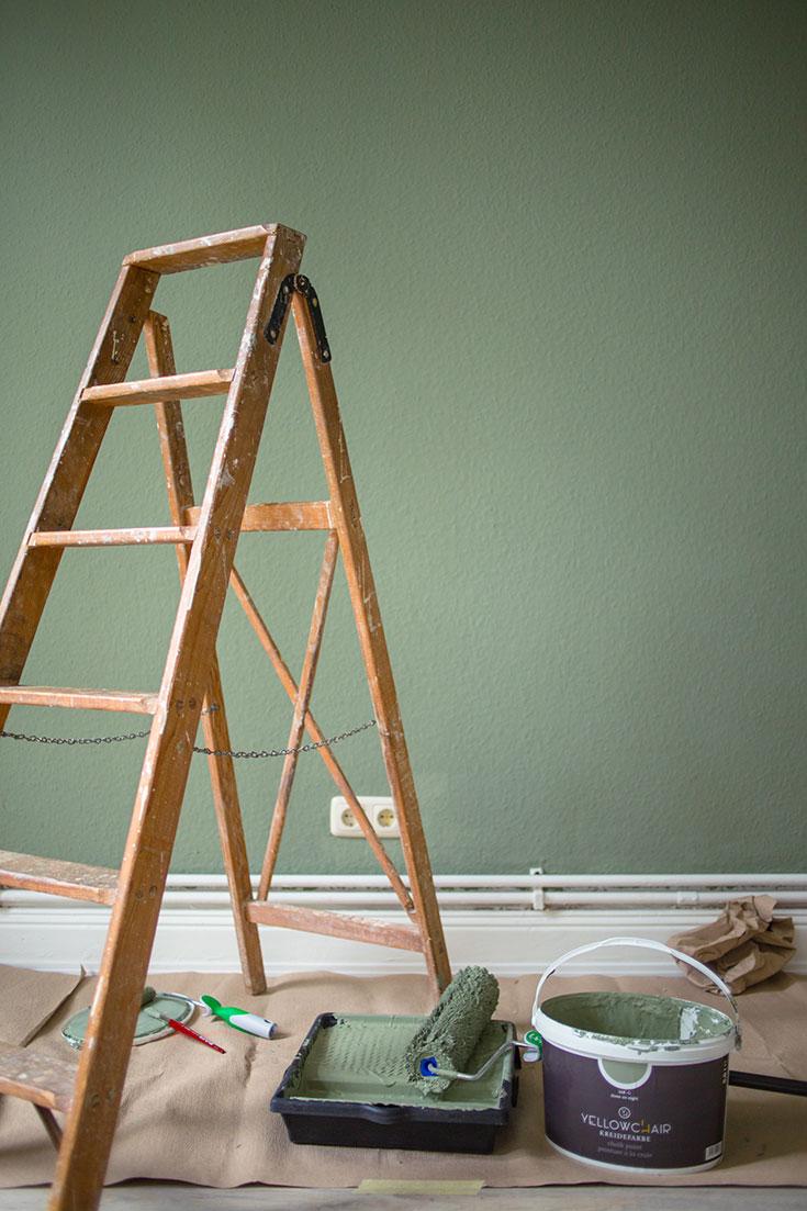 Yellowchair Kreidefarbe – ökologische Wandfarbe für nachhaltig schöne Farbgestaltung