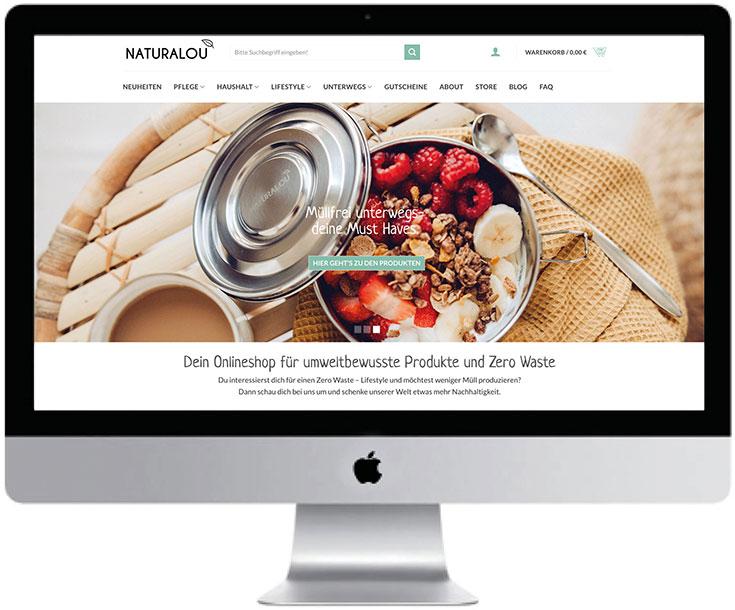 Plastikfrei einkaufen – Unsere liebsten Zero Waste Online Shops: Naturalou, Louisa Dellert