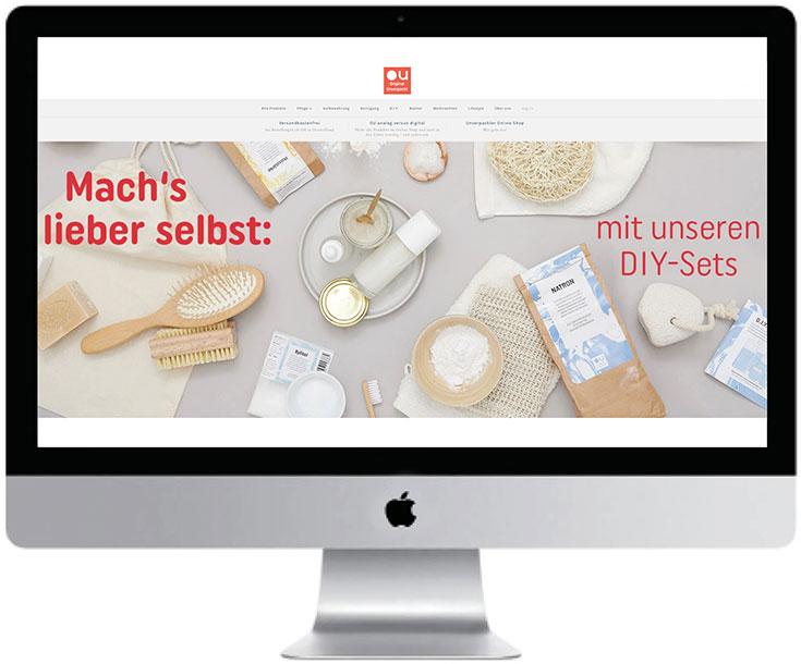 Plastikfrei einkaufen – Unsere liebsten Zero Waste Online Shops: Original Unverpackt