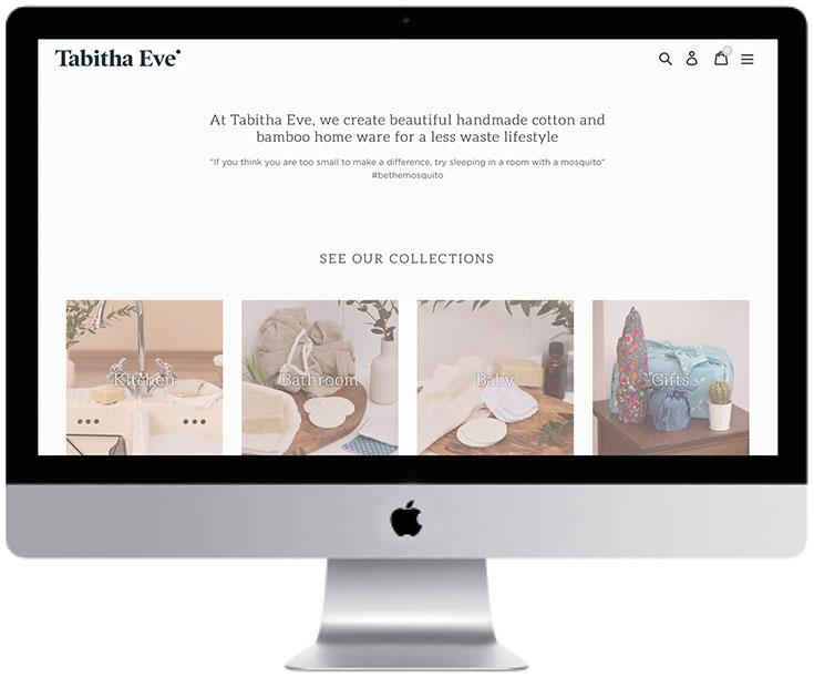 Plastikfrei einkaufen – Unsere liebsten Zero Waste Online Shops: Tabitha Eve