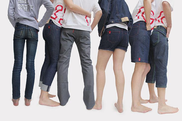 Fair Fashion Jeans – Unsere liebsten Bio Denim Marken: fair, öko und nachhaltig produziert. Von Geniestreich