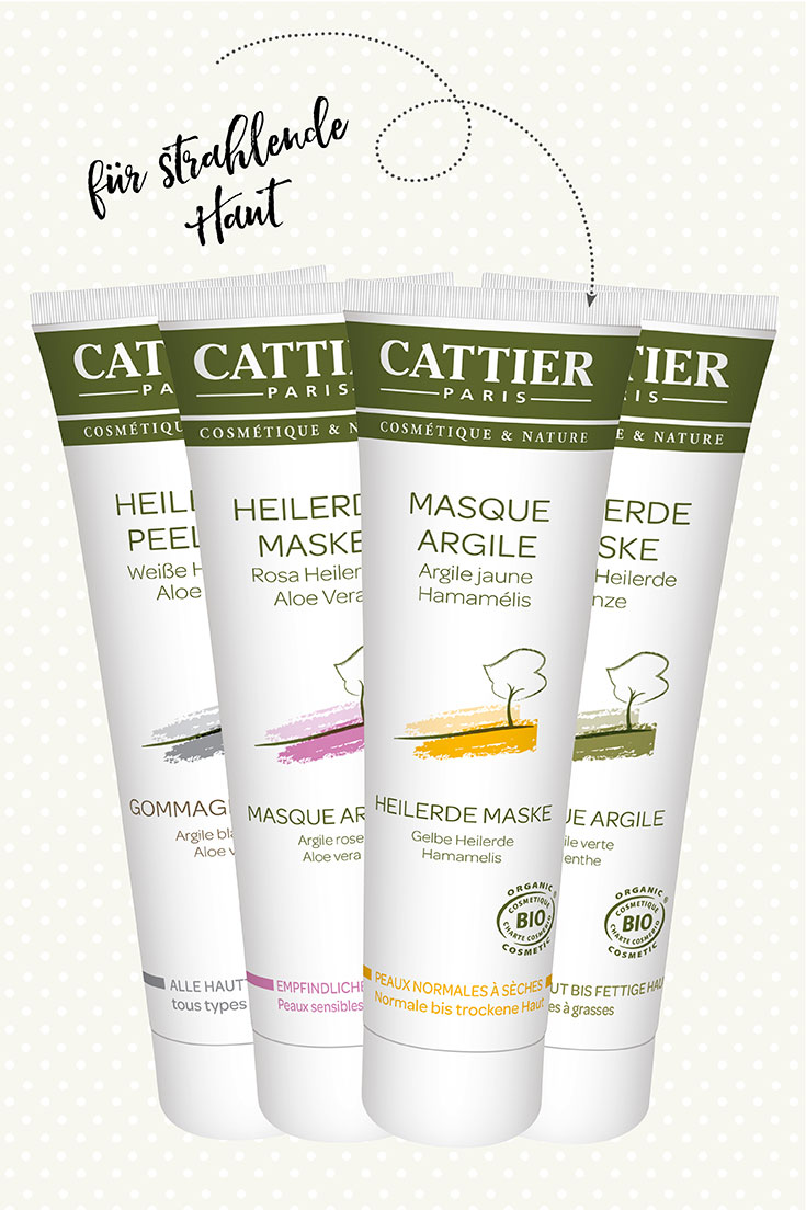 Peppermynta-Peppermint-Naturkosmetik-Cattier-Paris-Heilerde-Set-Multi-Masking-Clay-Kit