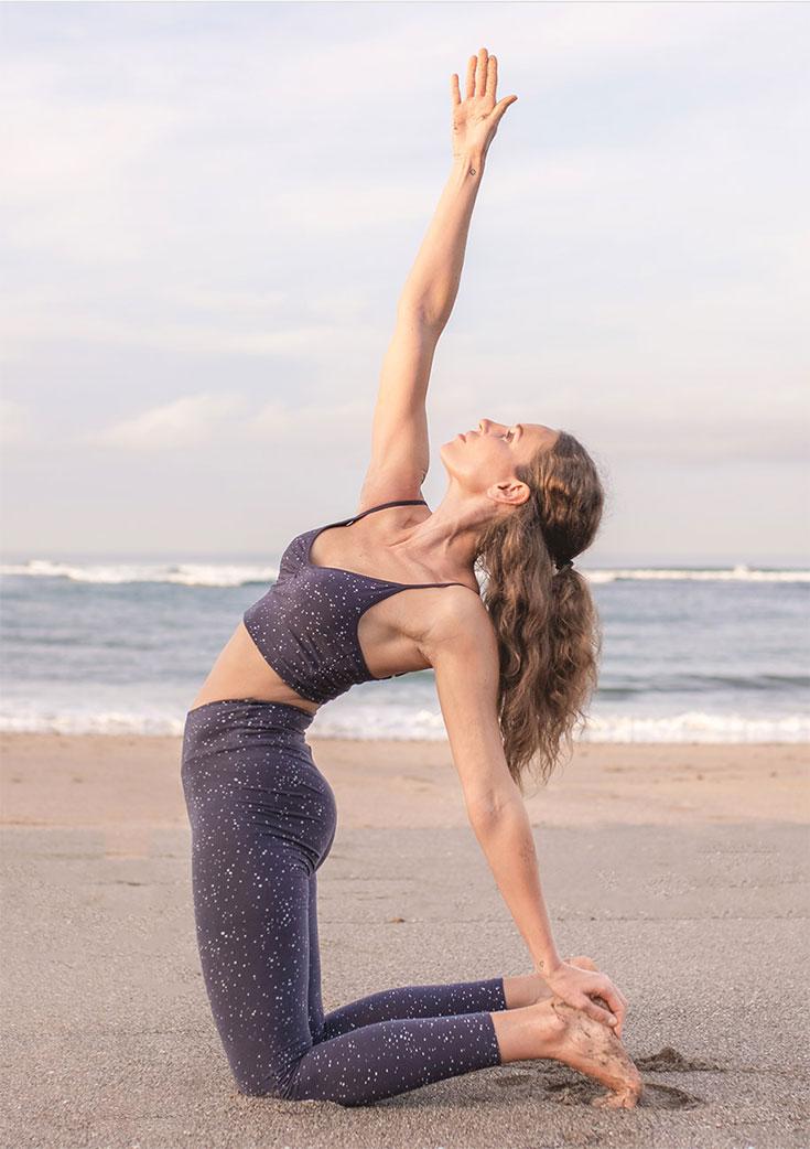 Nachhaltige Yoga Leggings – unsere liebsten Eco Yogapants: Jaya