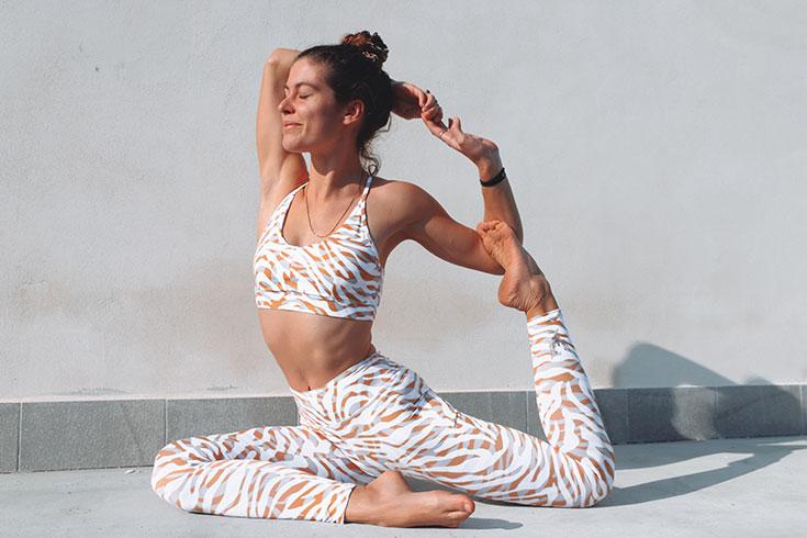 Nachhaltige Yoga Leggings – unsere liebsten Eco Yogapants: Kismet Yogastyle