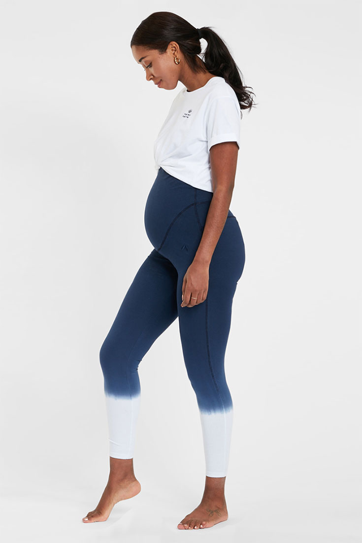 Nachhaltige Yoga Leggings – unsere liebsten Eco Yogapants: Mara Mea, Yoga Leggings für Schwangere, Mom To Be