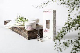 Santaverde Aloe Vera Kosmetik – Naturkosmetik Neuheiten 2021 für den Frühlings-Glow: Enzympeeling und Hyaluron Treatment Ampullen, Enzyme Peeling