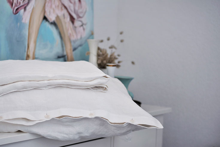 Nachhaltige Bettwäsche – Unsere liebste Bio Bettwäsche mit Bio Baumwolle: Nanoa