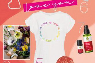 Happy Muttertag – Faire & nachhaltige Geschenkideen für deine Mama, faire Geschenketipps zum Muttertag, für Mama, Mutti, Mami, Blumen, Naturkosmetik, Schmuck, Bio Pralinen