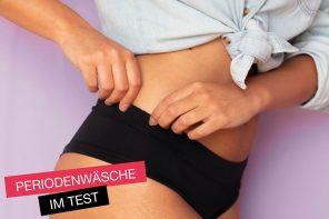 Periodenunterwäsche Test – Warum wir Menstruationshöschen kritisch sehen. Sind Period Panties empfehlenswert? Sind Periodenhöschen umweltfreundlich? Spart man mit Geld und Müll? Was ist mit Bioziden? Menstruationswäsche Vergleich