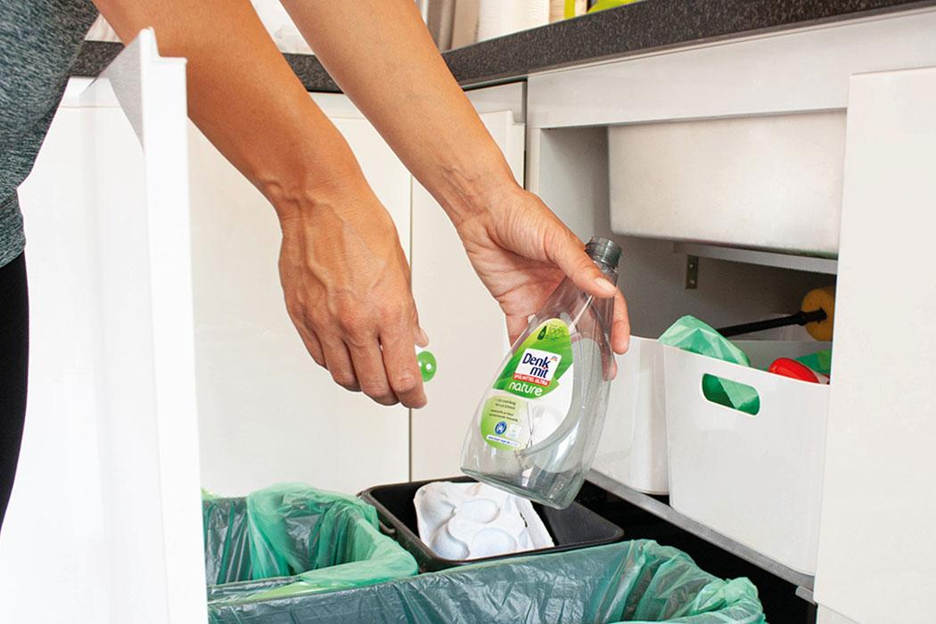 Aus Verpackung wird Verpackung - was dm heute schon in Sache Recycling besser macht