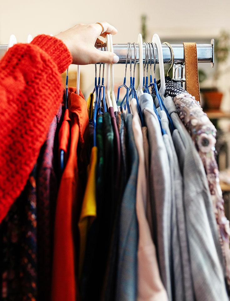 Second Hand Mode – Wie nachhaltig ist gebrauchte Kleidung? Second Hand Online Shop