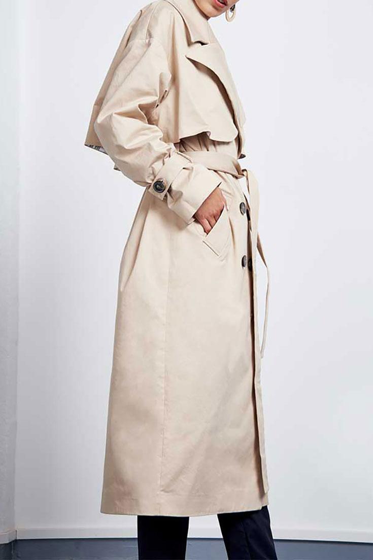 Fair Fashion Trenchcoat – Nachhaltige Mäntel für den Herbst: Jan´n June