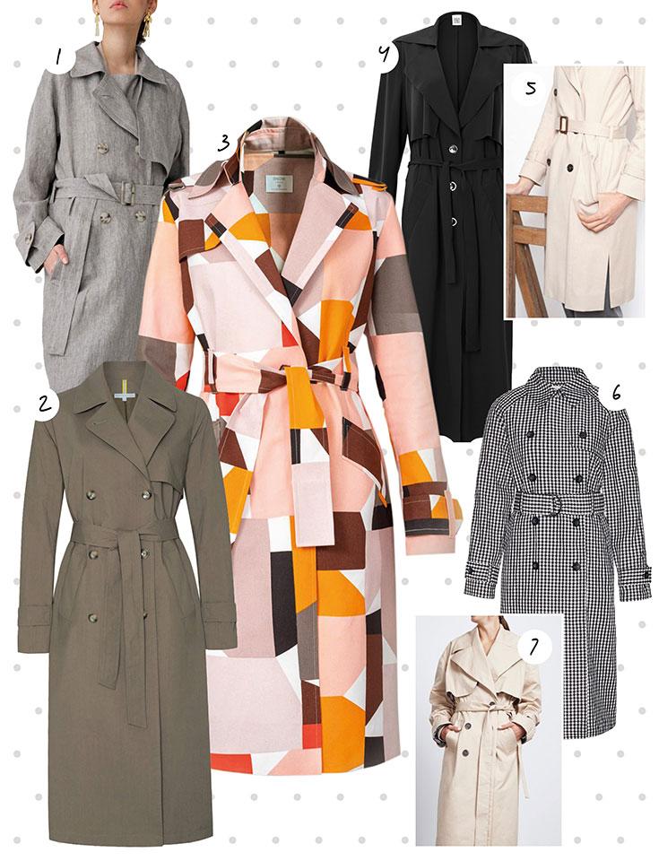 Fair Fashion Trench Coat – Unsere liebsten Trenchcoats für den Frühling und Sommer