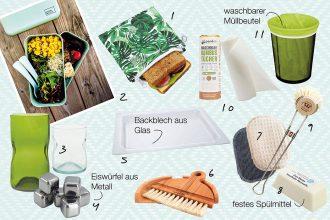Zero Waste Küche – Weniger Müll und Plastik im Haushalt