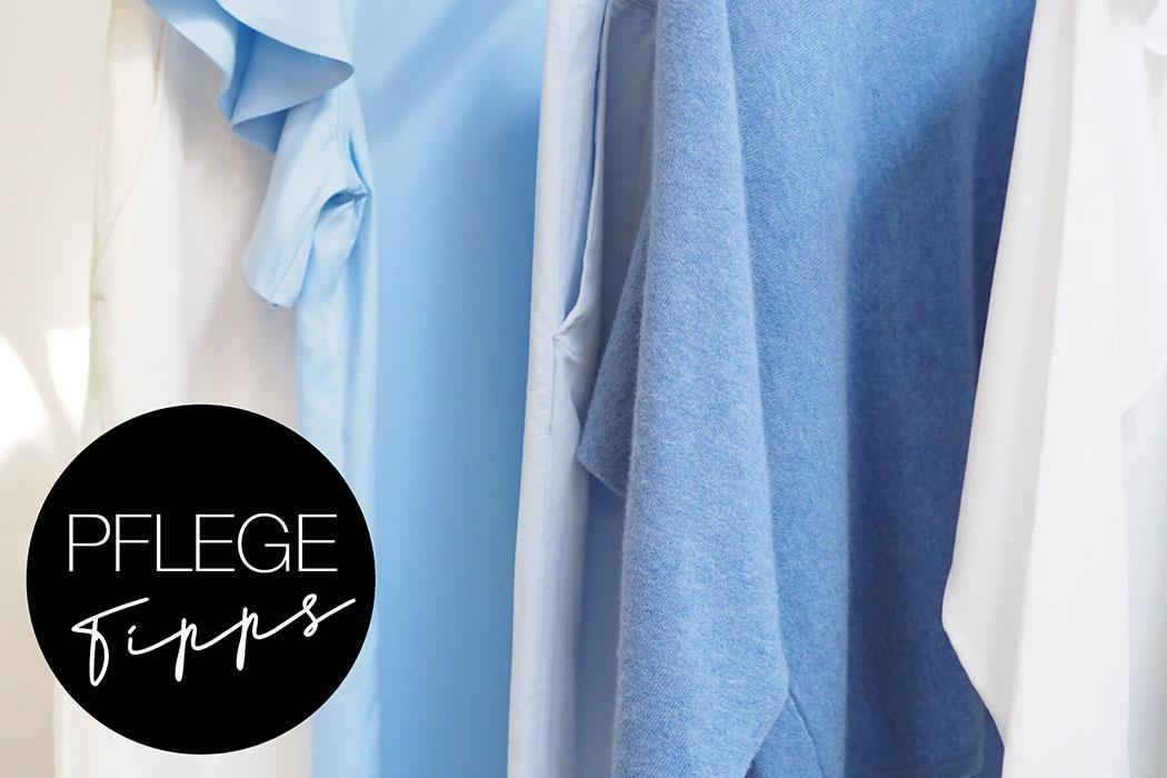 Tipps von Wunderwerk – Richtig waschen: wie pflege ich Kleidung richtig? Textilpflege für Seide, Baumwolle, Wolle, Jeans, Denim, Kaschmir