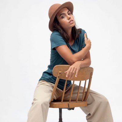 Peppermynta Branderfinder: Fair hergestellte, nachhaltige T-Shirts aus Biobaumwolle für Männer und Frauen. Green Shirts überzeugt mit frechen Drucken aus ökologischen Farben und einer Vielzahl an Zertifikaten.