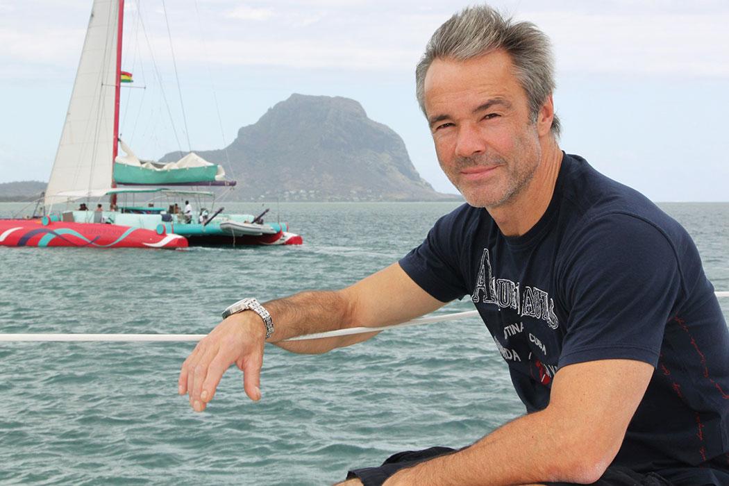 Buch, Sachbuch Aufschrei der Meere von Dr. Ina Knobloch und Hannes Jaenicke – Interview mit Hannes Jaenicke