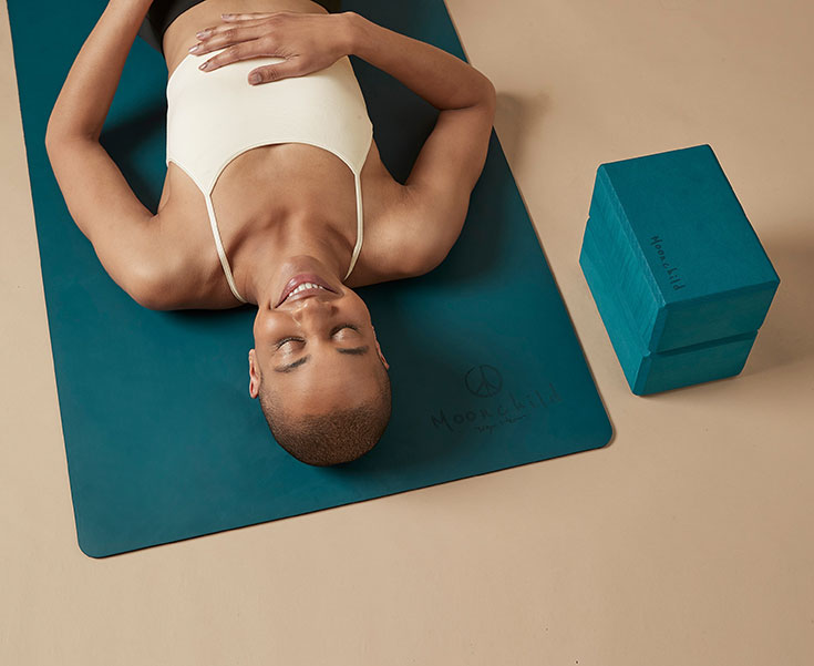 Moonchild Yoga Wear: faire Yogamode, fair produzierte Yogamode, nachhaltige Yogakleidung, Yogaleggings, Yogatop, Eco Yogamatte, Yogablock