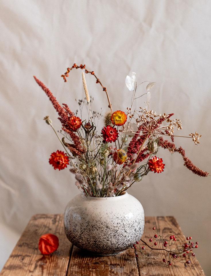 Bye Bye Dried Flowers? Warum konventionelle Trockenblumen nicht gerade nachhaltig sind: Mentha Piperita