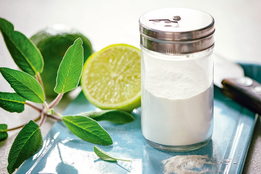 DIY Naturkosmetik Rezept – Deopulver ganz ohne Aluminiumsalze