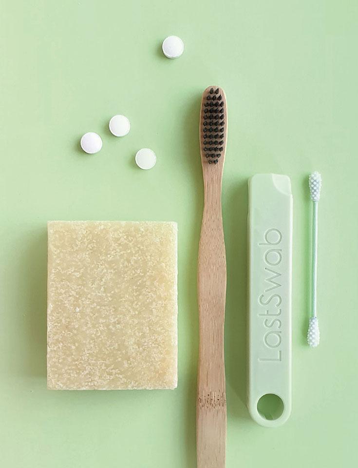 LastSwab – Nachhaltige Wattestäbchen zum Wiederverwenden. Zero Waste, Ohrstäbchen, Ohren putzen
