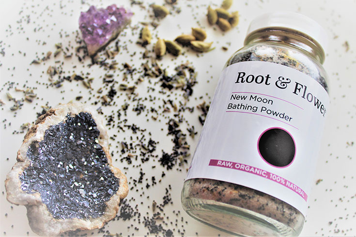 Root & Flower – handgemachte, rohe Naturkosmetik aus England: Yoga, Meditation, Mindfulness, Chakra Kosmetik, Spiritualität, Aromaöl, ätherische Öle