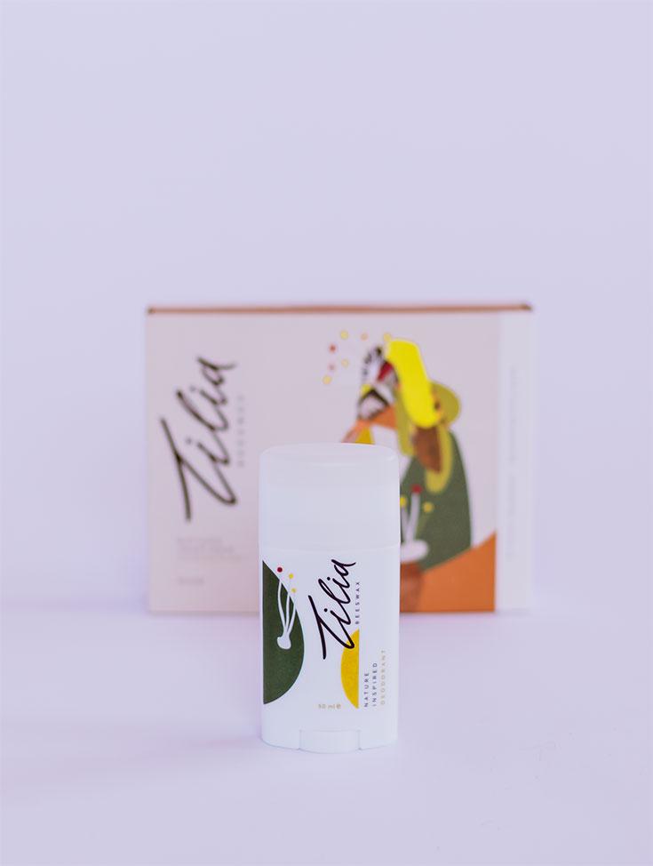 Tilia – griechische Naturkosmetik nach traditionellem Bienenwachs Rezept
