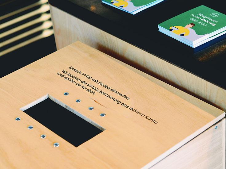 Verpackungsmüll sparen mit Vytal – wir haben das Mehrwegsystem für Restaurants getestet
