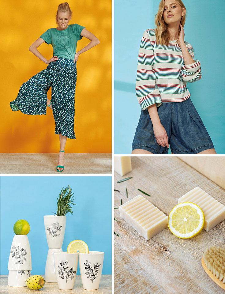 Tranquillo – der bunte Onlineshop für den grünen Lifestyle: Fair Fashion, faire Mode, Eco Lifestyle, nachhaltiges Interior, ökologische Mode, Homeware, Haarseife, Keramik, Becher