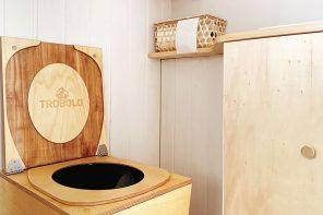 Trobolo – die nachhaltige Trockentoilette für Camping & Co., autarkes Trockenklo, Alternative zu Chemietoilette, Chemieklo, für Tiny House