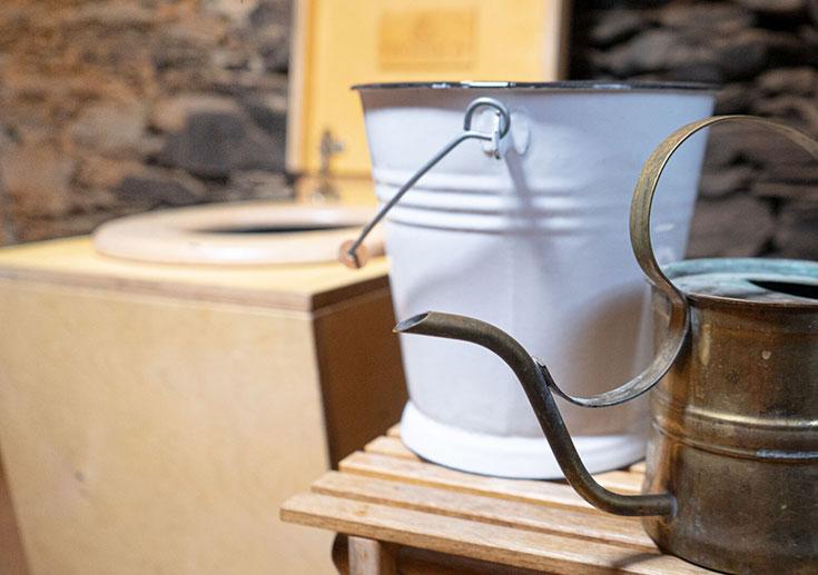 Trobolo – die nachhaltige Trockentoilette für Camping & Co., autarkes Trockenklo, Alternative zu Chemietoilette, Chemieklo