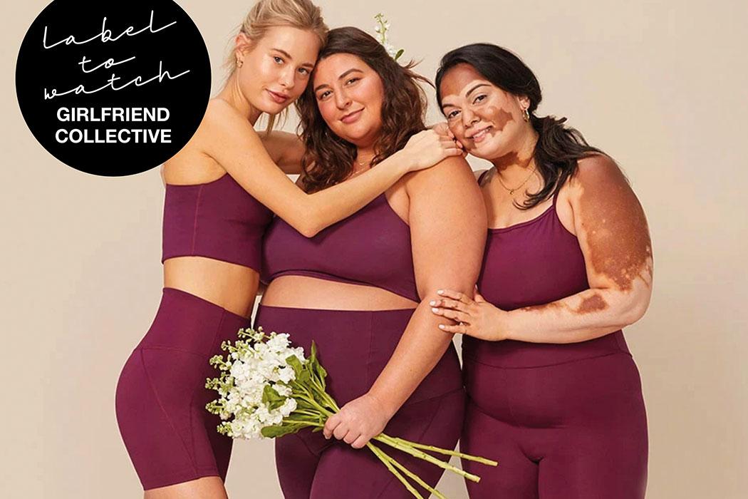 Girlfriend Collective – faire Yogamode und Sportswear von XXS bis XXXXXXL