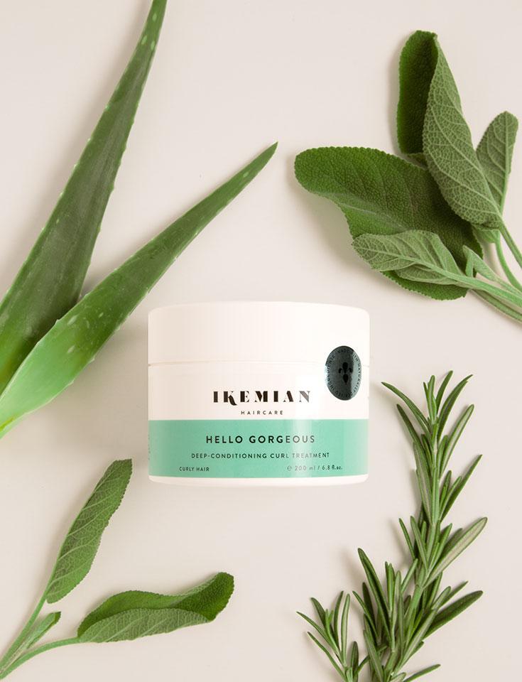 Ikemian Haircare – biologische Haarpflege für Erwachsene und Kinder: Naturkosmetik Shampoo, Conditioner, Spülung, Haarmaske. Hair Butter