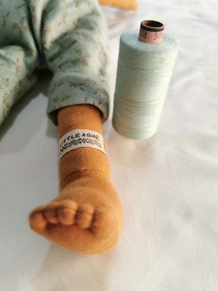Little Ashé – handgefertigte Stoffpuppen für mehr Diversität und Vielfalt im Kinderzimmer, BPoC, nachhaltiges Kinderspielzeug, Puppen für Kinder