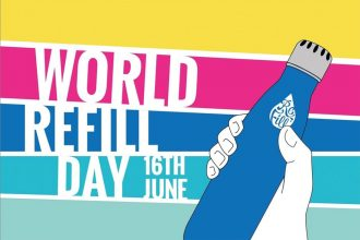 World Refill Day – Mehrweg statt Einweg & Auffüllen statt Wegwerfen