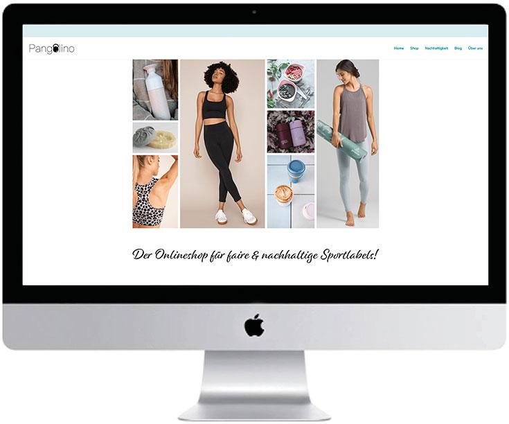 Nachhaltige Yoga Onlineshops – Die besten Stores für fair produziertes Yoga Zubehör: Pangolino