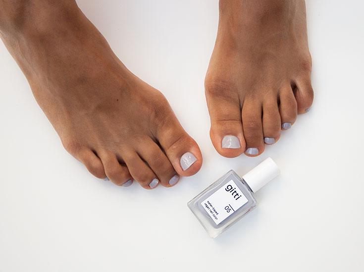 Gitti Conscious Beauty – Füße, Fußpflege, 20% Rabatt, Pediküre, veganer Nagellack, Bio Nagellack, natürlicher Nagellack, Naturkosmetik Nagellack, ohne Schadstoffe