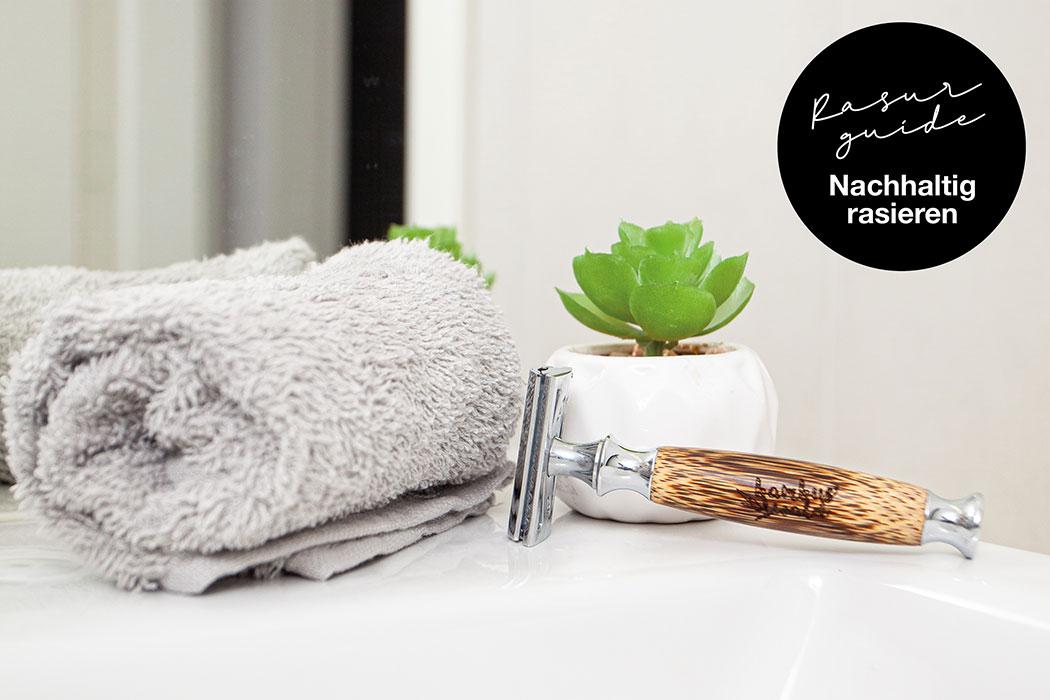 Nachhaltig Rasieren – unsere Favoriten für natürliche Haarentfernung: Sugering, Kaltwachsstreifen, Rasierseife, Naturkosmetik After Shave