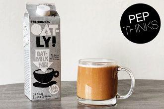 Tschüss Oatly Hafermilch – warum wir den Appetit verloren haben: Pflanzenmilch, vegane Milch, Milchalternative, Blackstone, Trump Unterstützer, zuckerhaltig, Zucker, Kaffee, Cappuccino, Milchkaffee