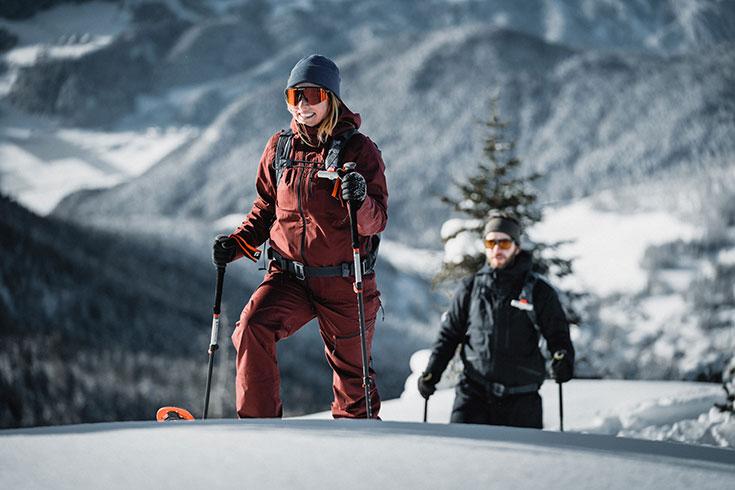 Nachhaltige Outdoor Bekleidung - Worauf du beim Kauf achten solltest. Nachhaltige Outwear, faire Wanderbekleidung für Trekking, Hiking, Bergtour, Mountainbiken, nachhaltige Skimode: Pyua