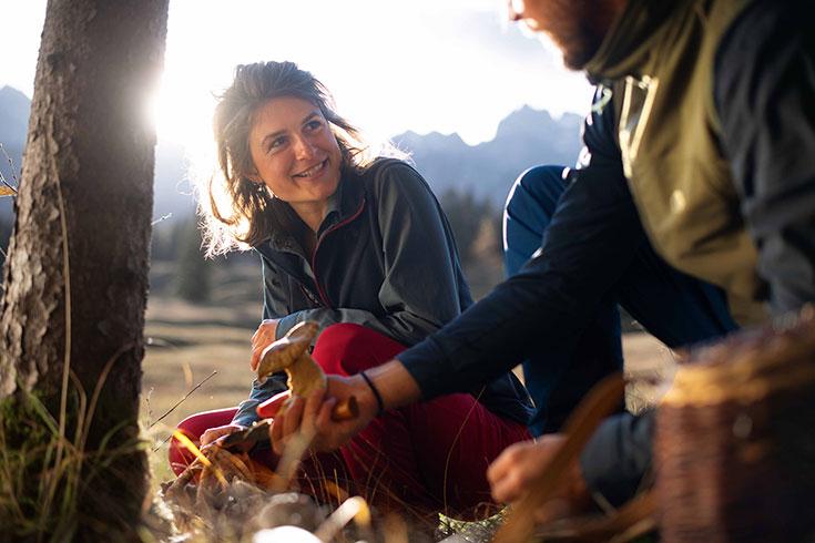 Nachhaltige Outdoor Bekleidung - Worauf du beim Kauf achten solltest. Nachhaltige Outwear, faire Wanderbekleidung für Trekking, Hiking, Bergtour, Mountainbiken, nachhaltige Skimode: Tatonka