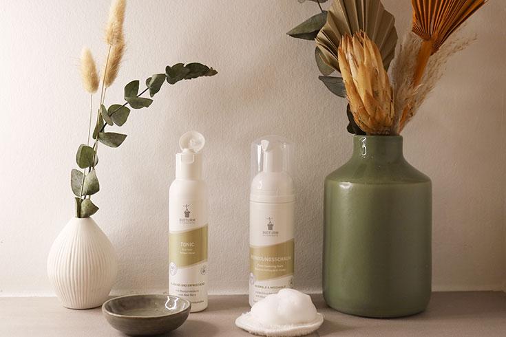 Bioturm – natürliche Kosmetik für unreine Haut & Akne, Rötungen, Entzündungen, Mitesser, Hautunreinheiten