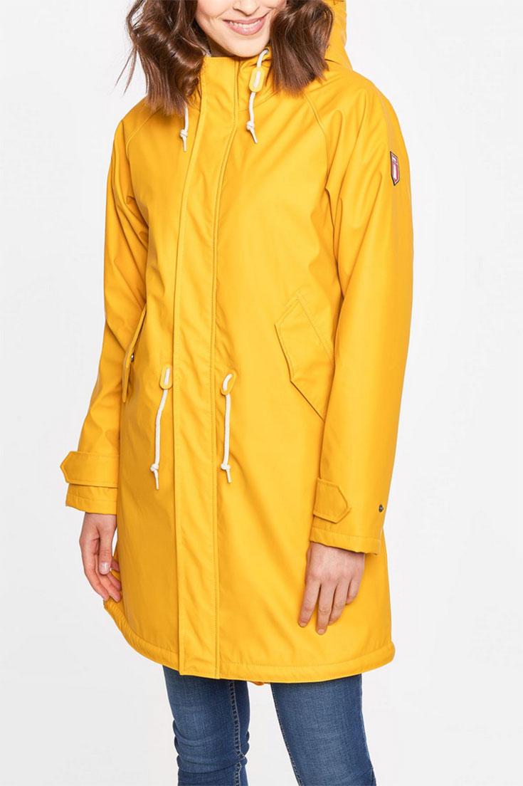 Fair Fashion Regenjacke – nachhaltige Regenmäntel für Wind und Wetter: wetterfeste Jacke, wasserdicht, winddicht, Wind & Wetter Jacke, nachhaltige Regenjacke, Fair Fashion Regenmantel. Nachhaltiger Friesennerz von Derbe