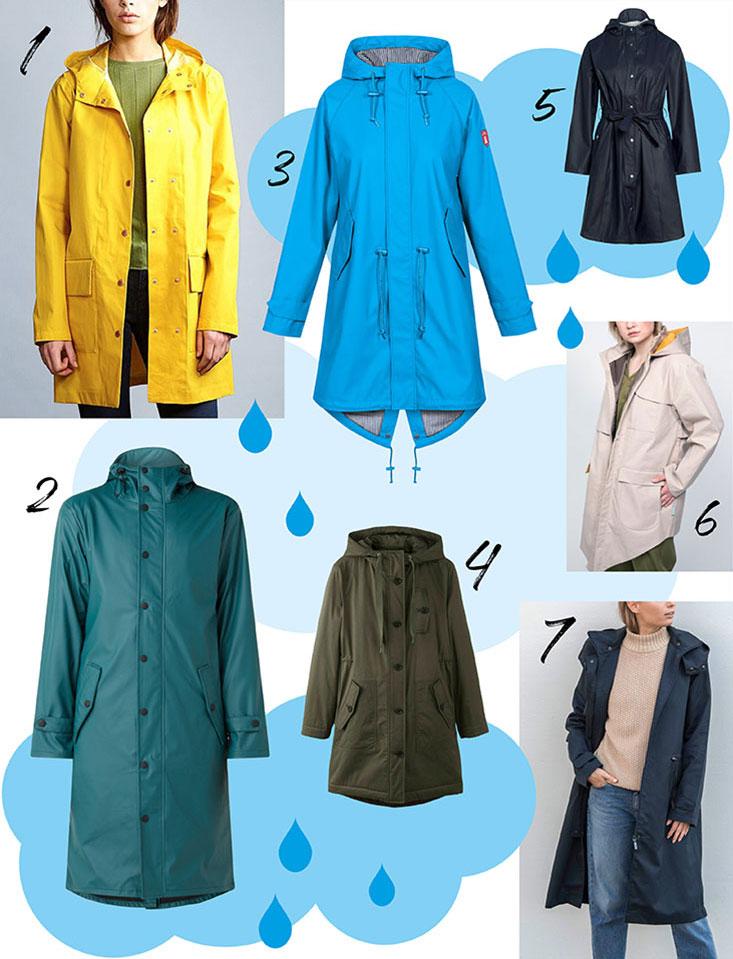 Fair Fashion Regenjacke – nachhaltige Regenmäntel für Wind und Wetter: wetterfeste Jacke, wasserdicht, winddicht, Wind & Wetter Jacke, nachhaltige Regenjacke, Fair Fashion Regenmantel