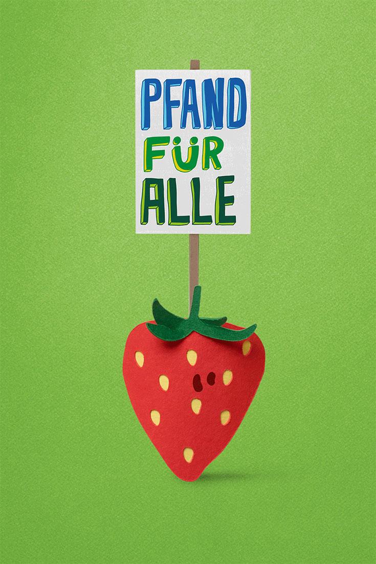 Warum wir die Pfand-Petition von Innocent Pfand für alle nicht unterstützen: Pfandsystem, Pfand, Einwegflaschen, Plastikflasche, Smoothie
