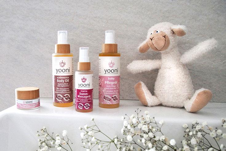 Naturkosmetik Babypflege – natürliche Pflege für Babies und Kleinkinder, Babyöl, Babyshampoo, Babyduschgel: Yooni
