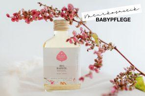 Naturkosmetik Babypflege – natürliche Pflege für Babies und Kleinkinder, Babyöl, Babyshampoo, Babyduschgel