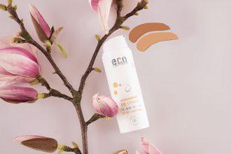 Eco Cosmetics – Naturkosmetik CC Cream mit Sonnenschutz: Anti-Aging-Pflege, Sonnenschutzfaktor, Naturkosmetik Make-up, Lichtschutzfaktor