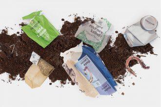 Hero Waste Sonnentor – So geht ökologische & nachhaltige Verpackung: Platik sparen, kompostierbare Verpackungen, Bio Food, Bio Lebensmittel, plastikfrei, Bio Tee, Bio Gewürze, weniger Müll